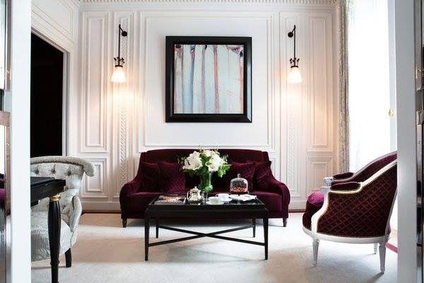 Un  Palace parisien, la Réserve