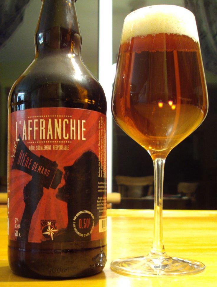 L'affranchie - Brasseurs du Monde craftbeerquebec.ca