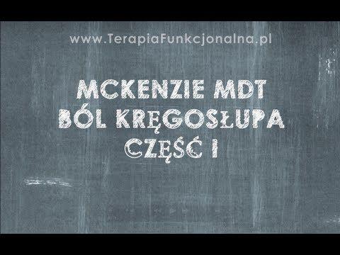 ▶ Metoda McKenzie i Ból Kręgosłupa część 1 z 3 - YouTube