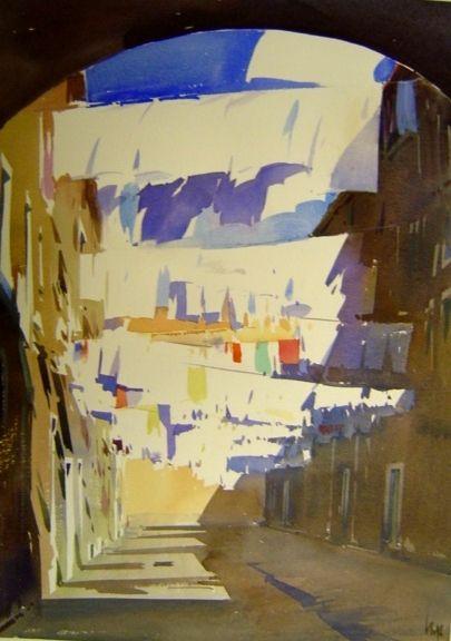 italian landscapes gallery