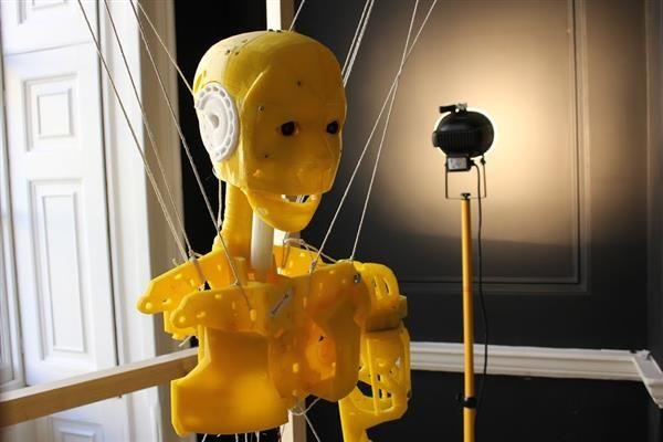 """Robots for Good project: arrivano i #robot #avatar stampati in #3D per aiutare i #bambini ricoverati in #ospedale a non perdersi la #bellezza che c'è """"lì fuori""""."""