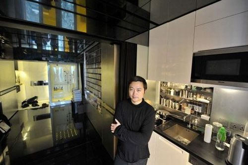 Architect Gary Chang and transformable spaces...check out the video!