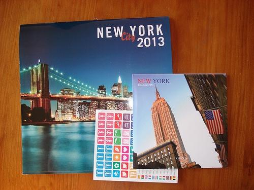 New YorK neW yoRk** 2013 caLendaRs**
