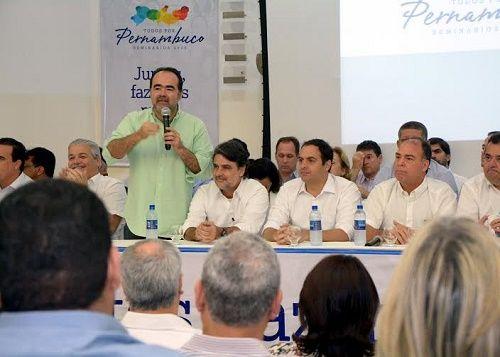#LEIAMAIS WWW.OBSERVADORINDEPENDENTE.COM PETROLINA: Município recebe etapa do Seminário Todos por Pernambuco