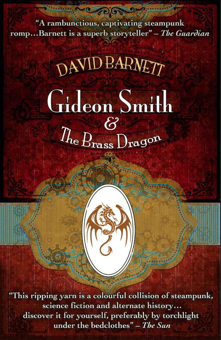 Gideon Smith And The Brass Dragon Ebook: David Barnett: Amazon: Tienda