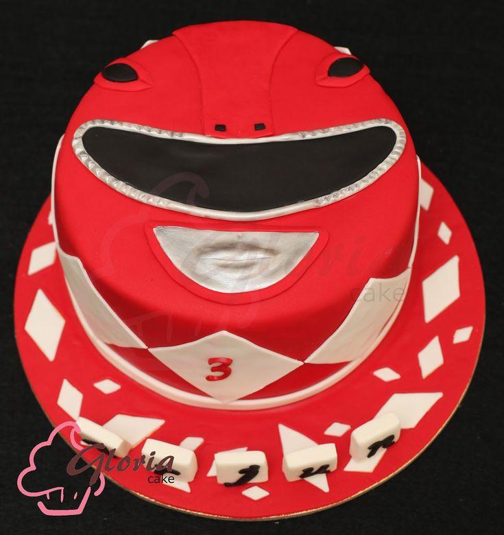 power ranger birthday cake | Gloria Cake