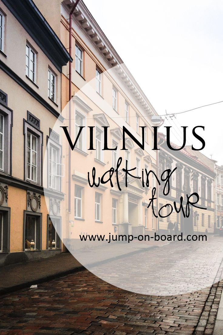 Vilnius self-guided walking tour                                                                                                                                                                                 More