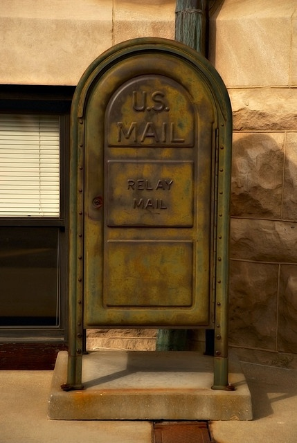 Best 25 Antique Mailbox Ideas On Pinterest Post Box