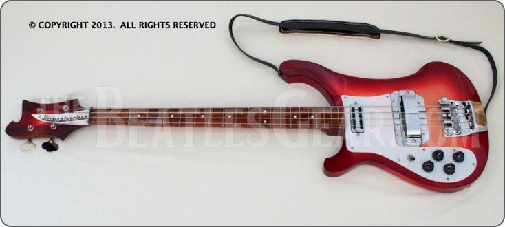 rickenbacker 4001c64 bass left handed guitarz pinterest bass and left handed. Black Bedroom Furniture Sets. Home Design Ideas