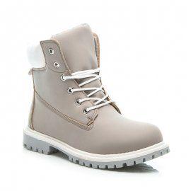 Pastelové topánky SK94G / S3-131P