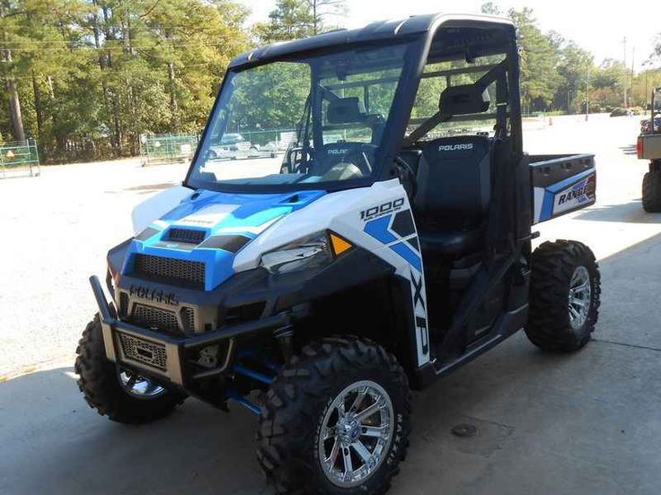 New 2017 Polaris RANGER XP 1000 EPS White Lightning ATVs For Sale in South Carolina. 2017 Polaris RANGER XP 1000 EPS White Lightning, UNIT HAS LOCK & RIDE ROOF, PRO FIT GLASS WINDSHIELD, PRO FIT GLASS REAR SLIDING PANEL, AND MAXXIS BIGHORN CHROME LUSTER TIRES/WHEELS. CALL JACK OR LOUIS FOR THIS SWEET DEAL!!! 2017 Polaris® RANGER XP® 1000 EPS White Lighning Features may include: World s Most Powerful UTV with 80 HP Adjustable Smooth Riding Suspension and Class Exclusive Throttle Control…