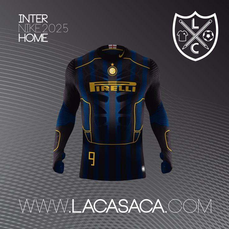 Nike 2025 Fantasy Kits - Inter Home