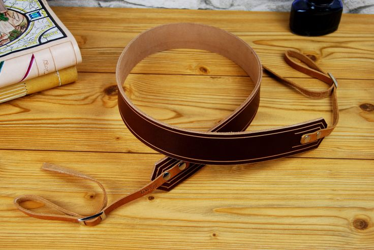DSLR Camera Strap, Personalized Leather Camera Strap, Leather Strap for Camera, Nikon strap, Canon strap, Pentax strap, Gift by TiVergy on Etsy