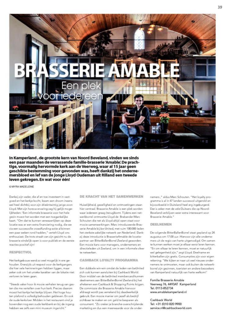 Brasserie Amable – locatiepartner –… http://www.bitterballenborrel.nl/brasserie-amable-locatiepartner-bitterballenborrel-zeeland/