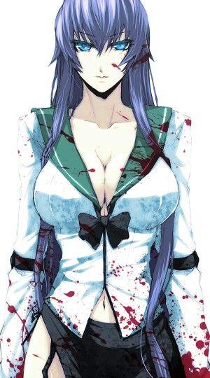 High school of the dead #anime #animegirl #ecchi
