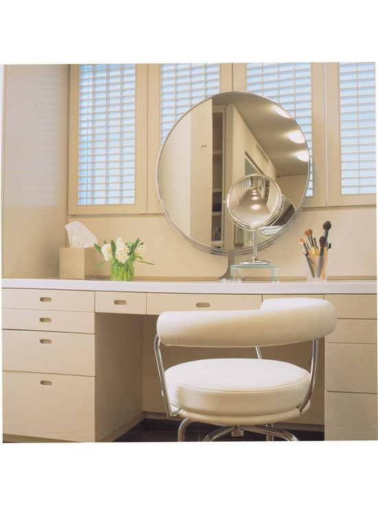 Best The Makeup Room Images On Pinterest Bathroom Floor - Bathroom vanity with makeup station for bathroom decor ideas