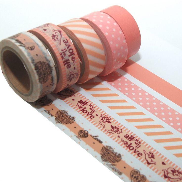 K-lIMIT rouleaux de masking tape en papier washi tape Design 9530: Amazon.fr: Cuisine & Maison