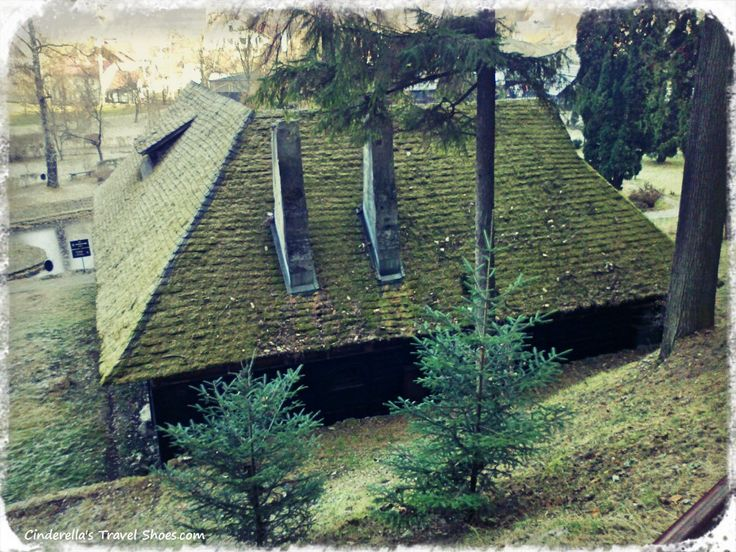 The cottage next to Bran castle