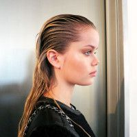 The Trick To Having Wet Hair All Day