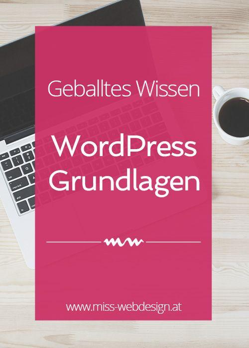WordPress Grundlagen für Anfänger – Maboki la