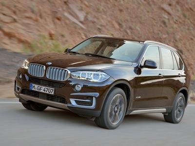 2014 BMW X5 revealed...