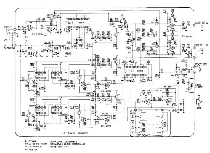 pin on guitar schematics