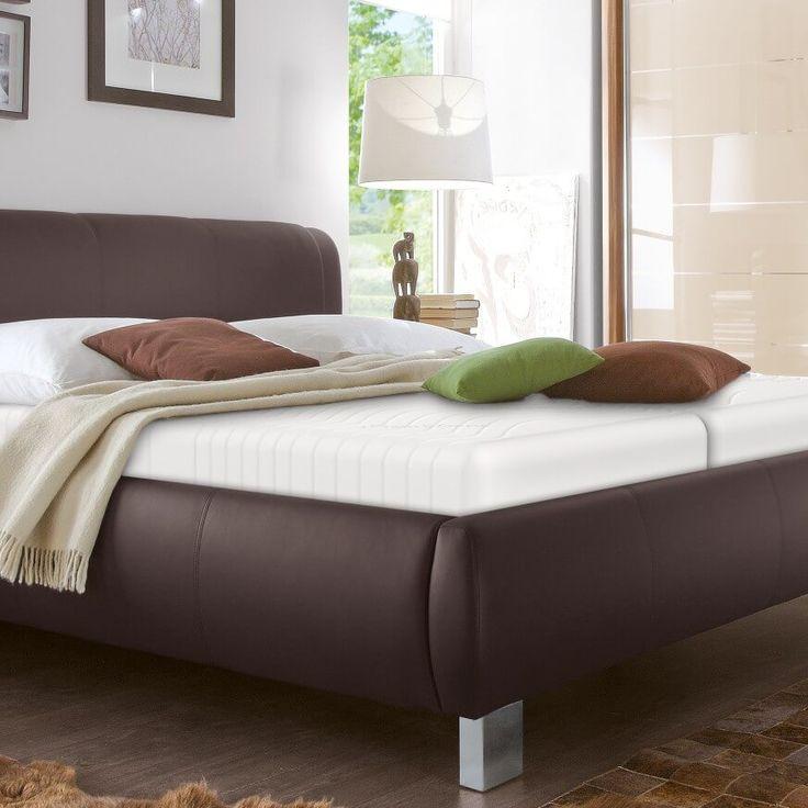 Matratze 100x200 Komfortschaum mit 7 Zonen 20cm hoch