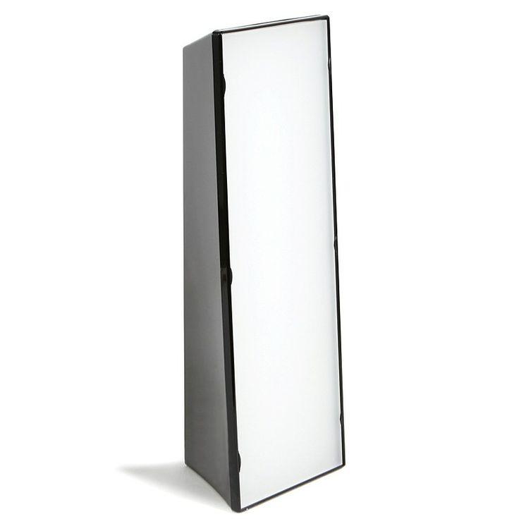 Lampe luminothérapie Dayvia Slim noire - 199 €