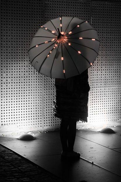 Strip light LED Umbrella