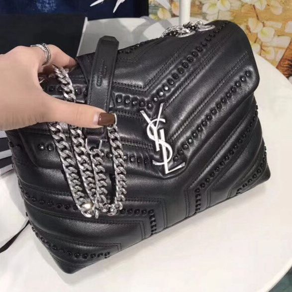 7a8844bf4f9 Saint Laurent 470831 LouLou Small Chain bag in