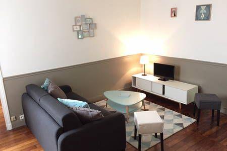 Regardez ce logement incroyable sur Airbnb : Beautiful 45m2 Flat in Paris 10e - Appartements à louer à Paris