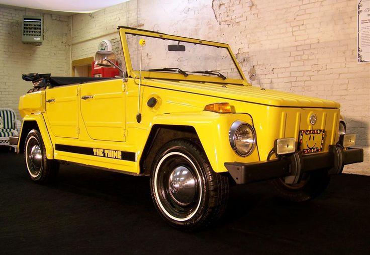 VW Type 181/Thing.