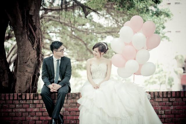 【婚】我們要結婚囉 ♥ 我們的一百分婚紗照