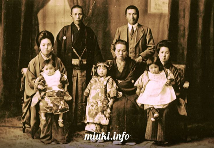 Kazoku / Семья по-японски http://miuki.info/2010/11/kazoku-semya-po-yaponski/