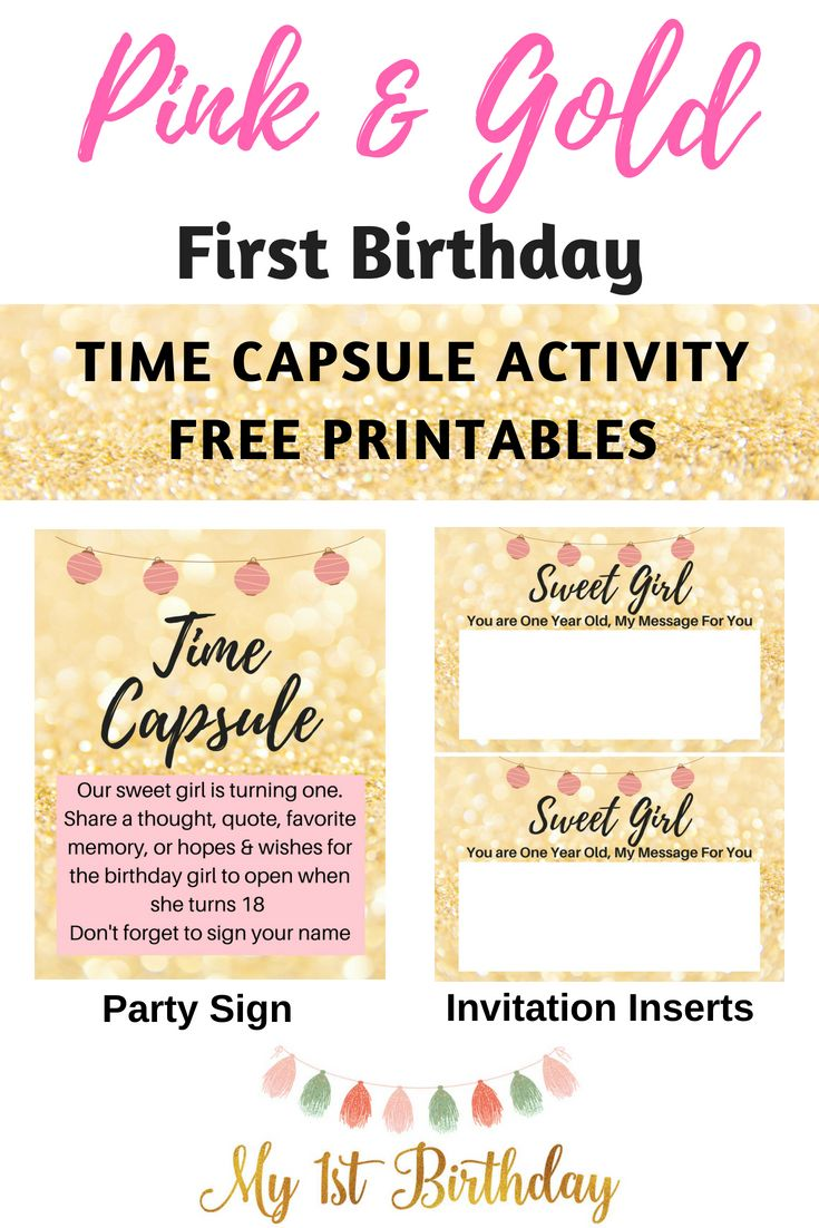 My1stbirthday Com Nbspthis Website Is For Sale Nbspmy1stbirthday Resources And Information Baby Time Capsule Gold First Birthday Time Capsule