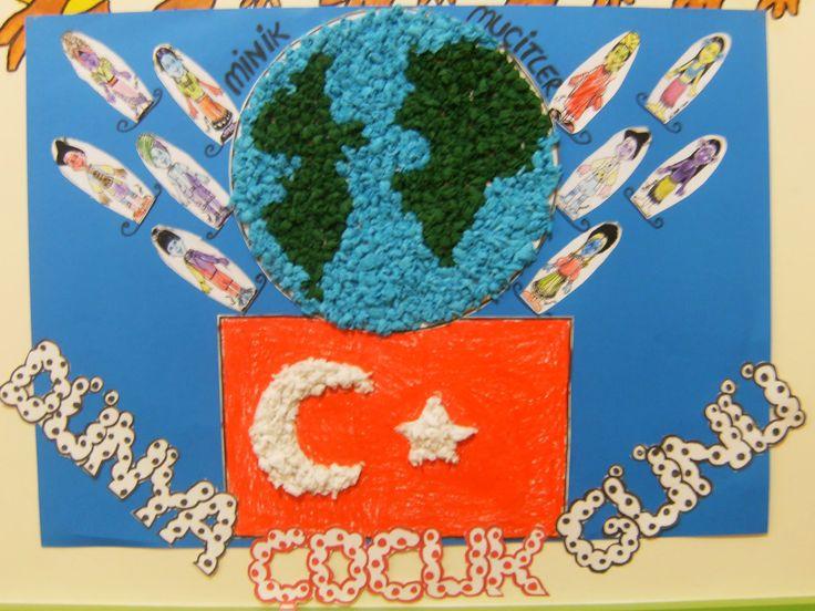 #ctkemlak #DünyaÇocukGünü #Ekim ayının ilk #Pazartesi Dünya Çocuk Günü Ekim ayının ilk Pazartesi günü #Dünya #Çocuk Günü' dür. Çocukların iyi yetiştirilmesi ulusların ortak sorunudur. Bu ortak sorun için ilk çalışmalar 1923 yılında başladı. #İsviçre 'nin #Cenevre kentinde toplanan kırk ülkenin delegeleri Uluslararası Çocukları Koruma Birliği'ni kurdular.