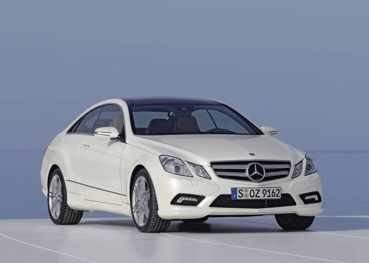 Mercedes-Benz E-Class (C207)  Last model w/ quad headlights: 2009–2013