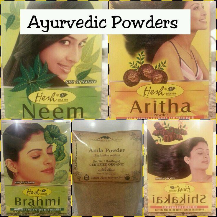 Ayurvedic Hair Mask Recipe