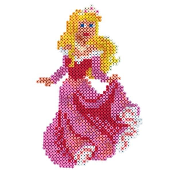Disney Aurora Hama Mini perler