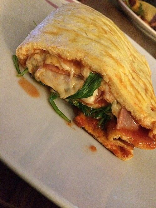 Low Carb Pizzarolle