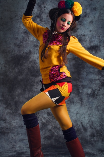 Miniröcke - Minirock'Jordis'- 2,   skirt from mydearlove