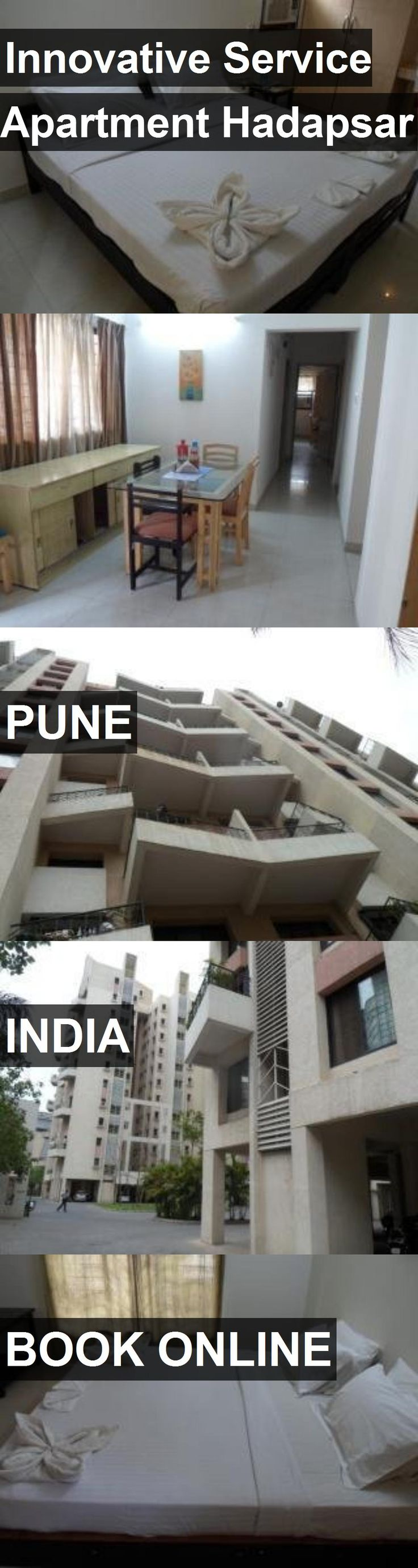 Innovative Service Apartment Hadapsar in Pune, India. For more information, photos, reviews and best prices please follow the link. #India #Pune #travel #vacation #apartment