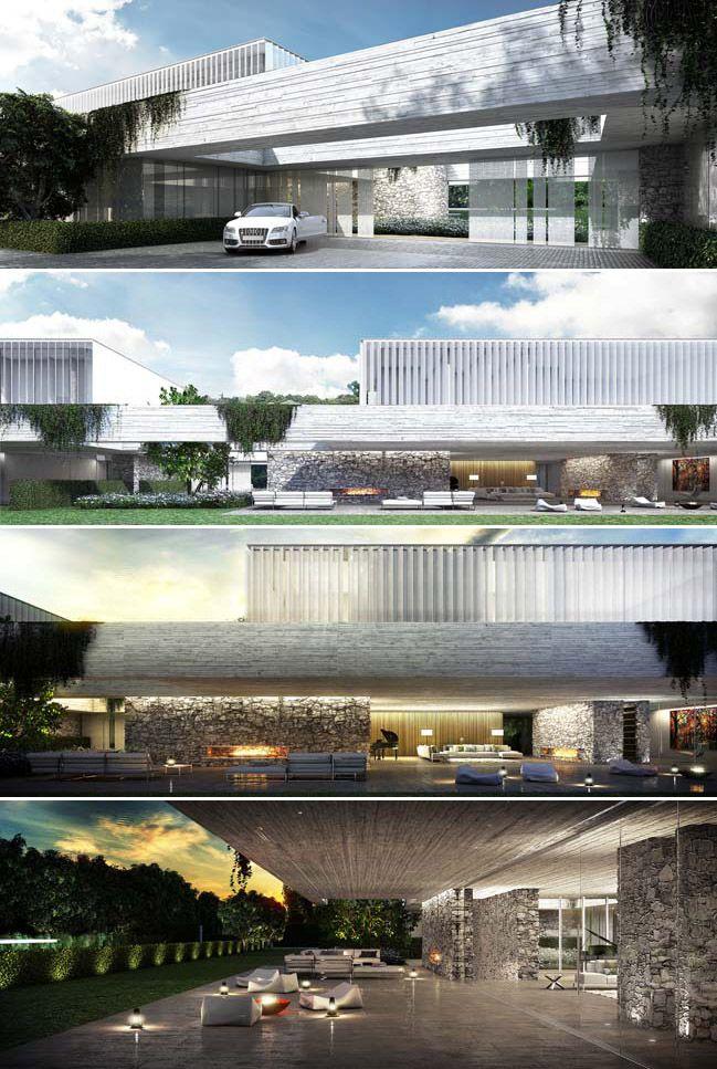 Villa Design 210 best modern villa design images on pinterest   architecture