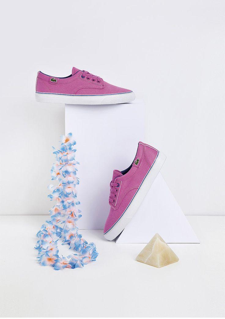 Lacoste L!VE Footwear Spring/Summer 2013