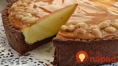 Dezert ako z cukárne: Famózna tvarohová torta s kondenzovaným mliekom!