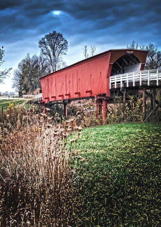 Bridge Of Madison County, Iowa