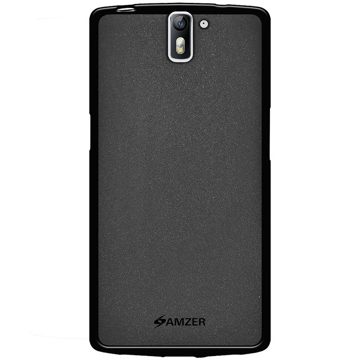 Amzer® Pudding TPU Case - Black for OnePlus One