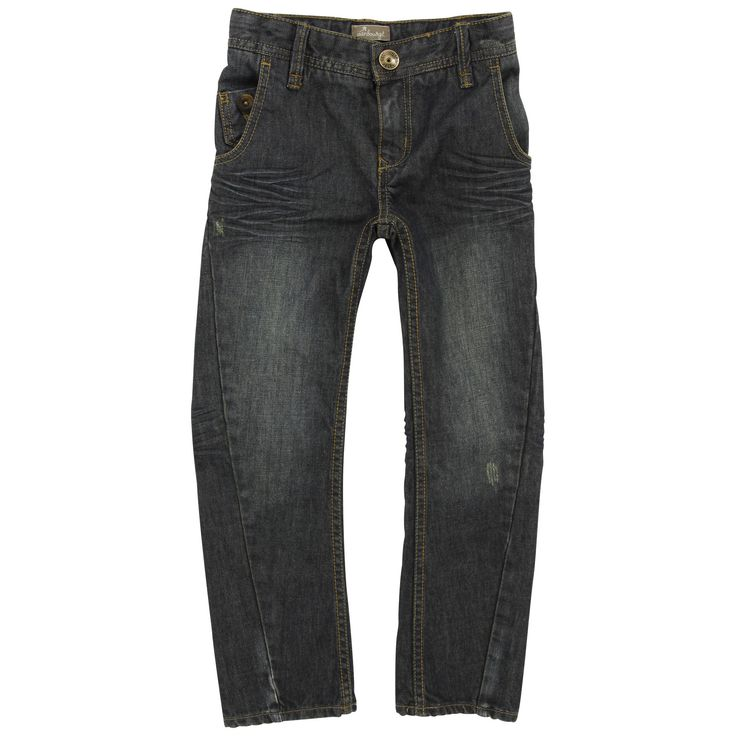 Jean Bourget Kid Boy denim (Cool and Chic)