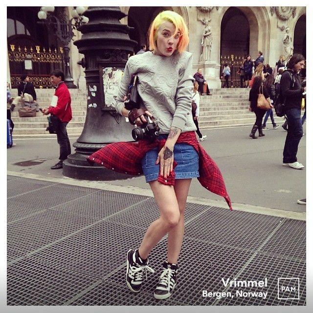 The Styledevil channeling her inner Marilyn in sweater by FWSS @ Vrimmel. #fwss #rawhide in #grey melange #designedinoslo #contemporary #norwegiandesign #scandinaviandesign #designcollective #mthlvt #womensfashion #fallwinterspringsummer #styledevil #pfw #vrimmel #womenswear #pamapp #bergen #norway