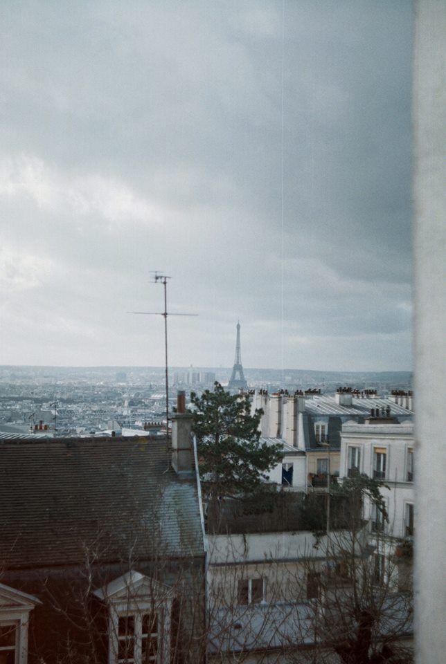 Paris, tu me manques <3